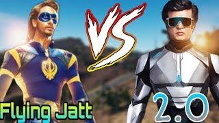 Flying Jatt Vs Robot 2.0 - Who Would Win a Fight