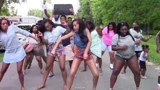 Watch Students from Nairobi Dance #Tetema Dance by Rayvanny ft Diamond Platnumz