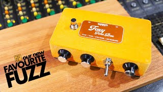 Warm Audio - Foxy Tone Box...our new favourite FUZZ!!