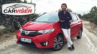 Honda Jazz 1.3 i-VTEC CVT Test Sürüşü - Review (English subtitled)