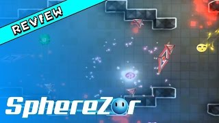 SphereZor Review (Wii U EShop)