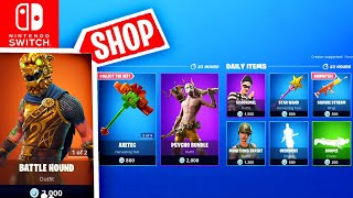 THE BEST SKIN EVER IS BACK! Fortnite Nintendo Switch English Shop