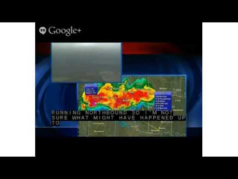 TORNADO WARNING FOR...    SOUTHWESTERN OKLAHOMA COUNTY