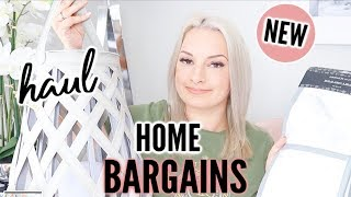 WHAT'S NEW IN HOME BARGAINS MAY 2019 | HOME BARGAIN HAUL | ELLIS SARA SMITH