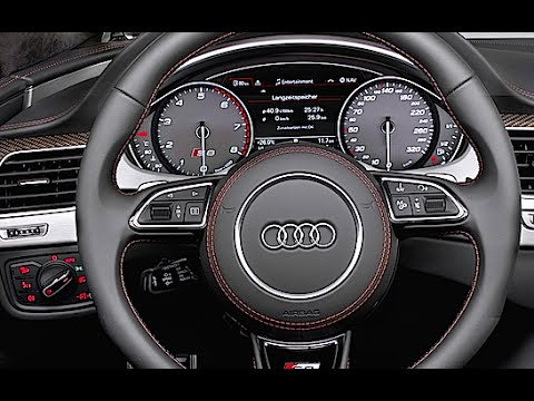 Audi S8 Plus 2016 Interior Review Driving Engine Sound