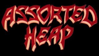 ASSORTED HEAP - The experience of horror (1990) Full Album Vinyl (sonido vinilo)