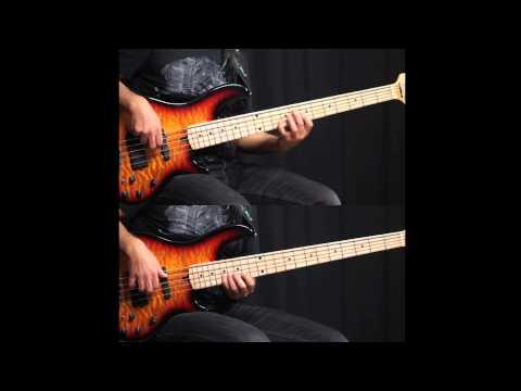 İstiklal Marşı | Turkey National Anthem on Bass Guitar | Two Bass Guitars