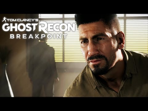 The Big Bad Wolf (Final Bossfight & Ending) - Ghost Recon: Breakpoint