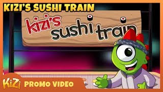 [Kizi Games] Kizi's Sushi Train → Promo