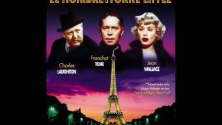 EL HOMBRE DE LA TORRE EIFFEL (The Man On The Eiffel Tower, 1950, Full Movie, Spanish, Cinetel)