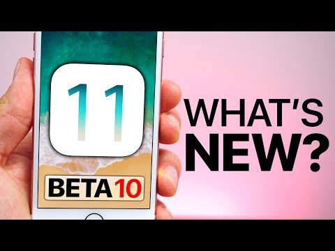 Download Youtube: iOS 11 Beta 10 Released! What's New?