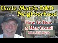 How to run a hex crawl, with Bill Webb
