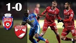 """Rezumat FC Botosani - Dinamo 1-0! """"Cainii"""" spun adio playoff-ului!"""