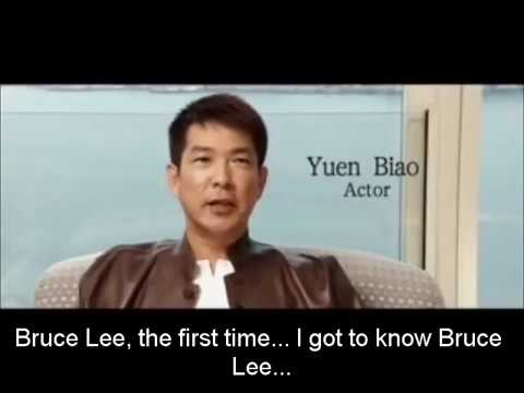 Yuen Biao's interview on Bruce Lee with English Subtitles