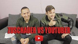 ZUSCHAUER VS YOUTUBER | MIT INSCOPE | BARID