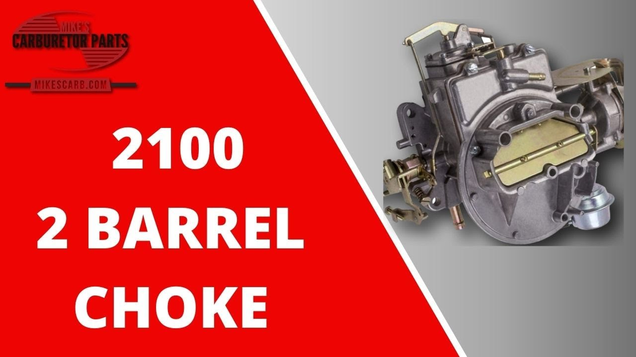 maxresdefault motorcraft 2100 2 barrel choke system youtube Motorcraft 2150 Carburetor Identification at cita.asia