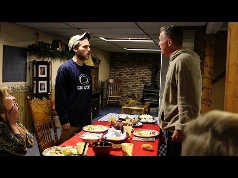 Psycho Kid Ruins Thanksgiving (Role Reversal)