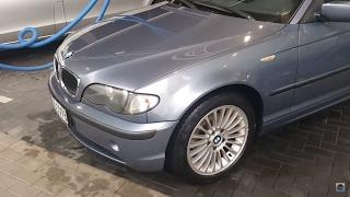 Автомойка в Германии. Как мне колёса не отмыли.