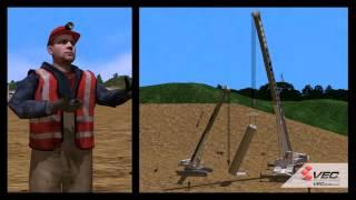 Simulated Lift/Hand Signals