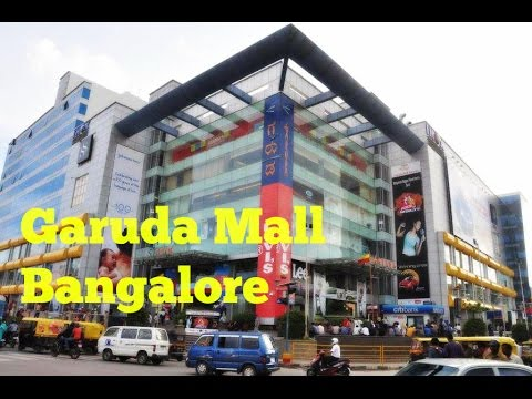 Garuda Mall Bangalore India | Mall Tour | Bangalore Vlog