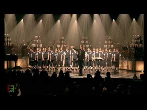 23. Les Choristes - ''Cerf-Volant''. ( En Concert ).