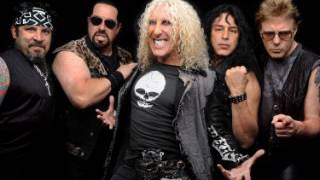 Twisted Sister I Wanna Rock Backing Track
