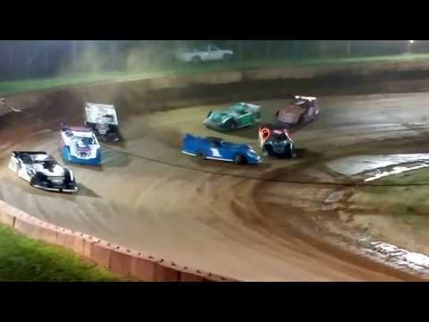 Late Model Feature @ Wartburg Speedway (6-3-17)