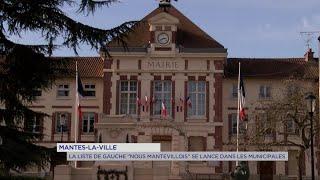 Yvelines | Mantes-la-Ville : La liste de gauche