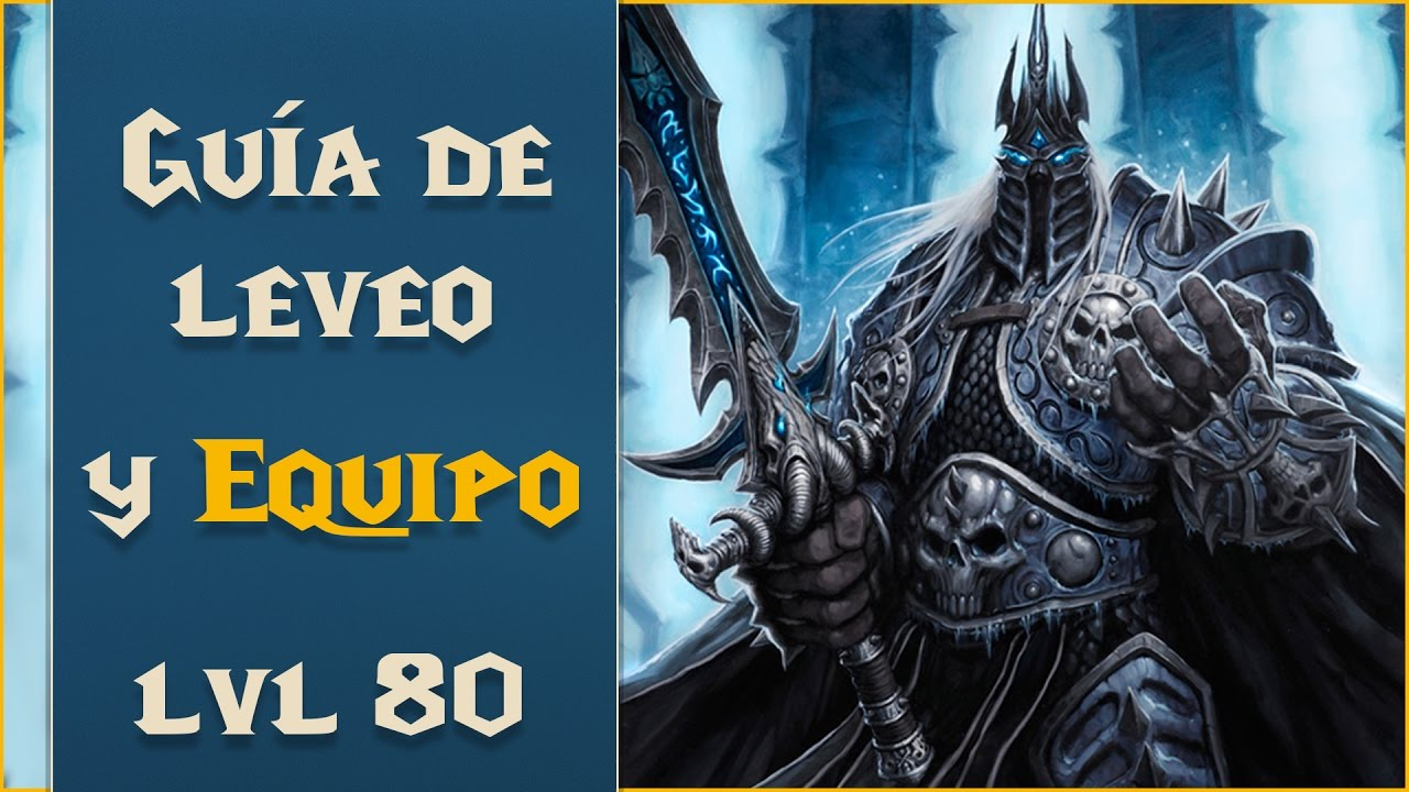 Gu a para subir al 80 capitulo 1 wow en espa ol youtube for Wow portent 5 4