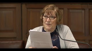 Elizabeth Coppin | The Catholic Church Can Never Pay For Its Sins (5/8) | Oxford Union
