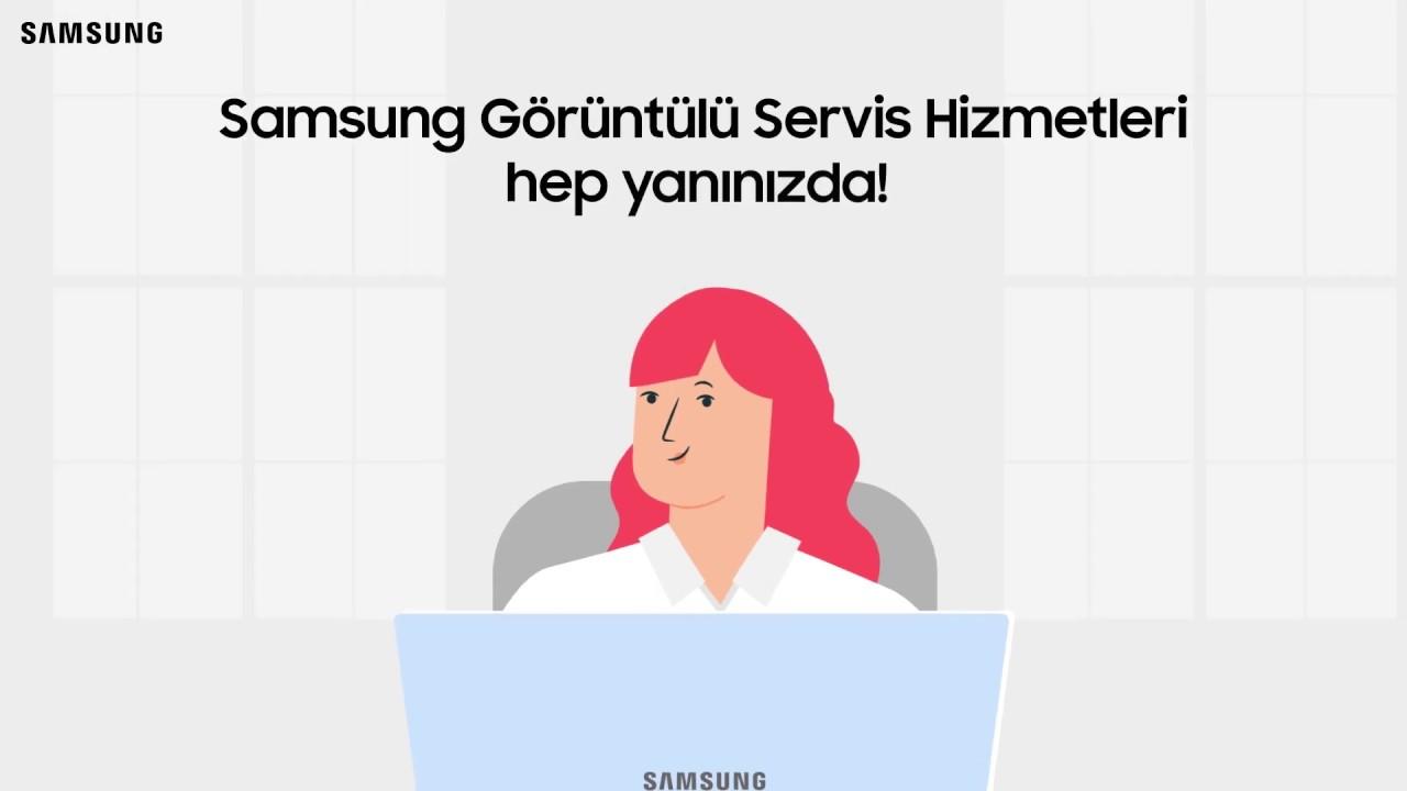 Samsung Görüntülü Keşif Hizmetleri | Samsung