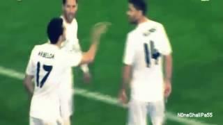 Sergio Ramos breaks up fight between Alvaro Arbeloa and Xabi Alonso, 2014!
