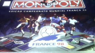 Monopoly  França 1998 - Componentes