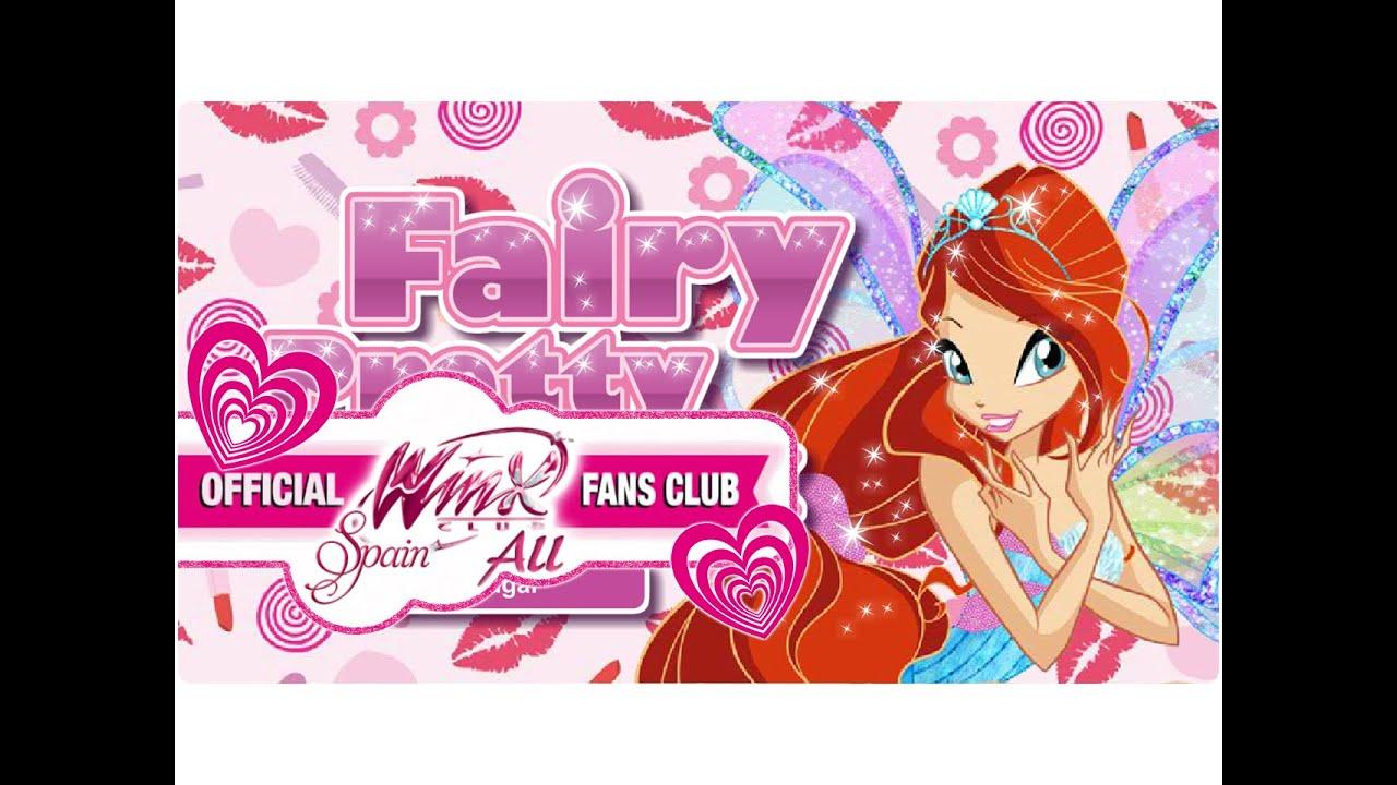 Dress up winx club - Winx Club Game Fairy Pretty Harmonix Exclusive Game