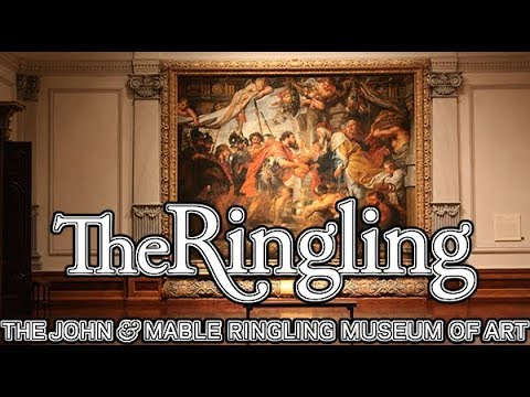 The John and Mable Ringling Museum of Art 4K - 60fps