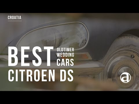 Wedding Car for Hire | The Beautiful Citroen DS | French Classics | Wedding Cars antropoti