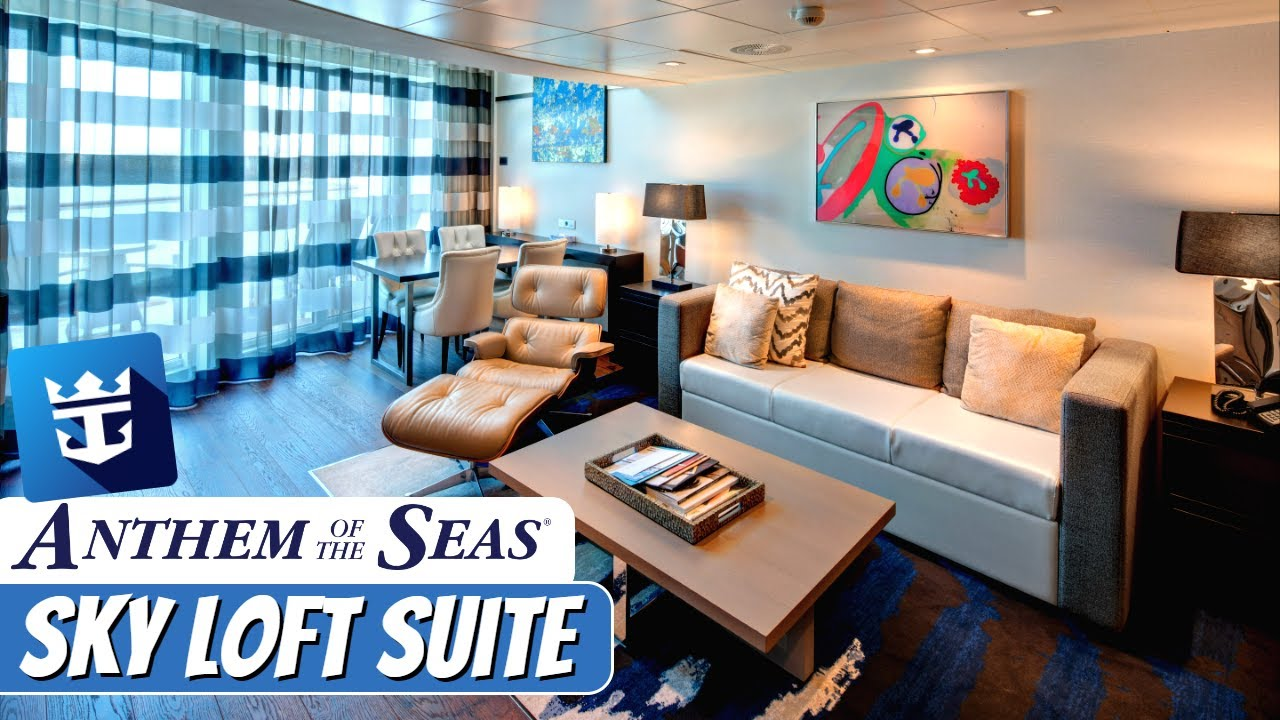 anthem of the seas suites pictures