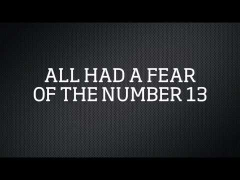 13 freaky facts about the number 13