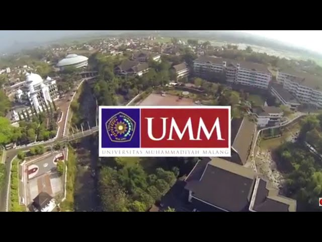 Universitas Muhammadiyah Malang (UMM) // Video Profile 2018