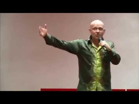 Revolutionary zero carbon footprint off-grid home concept-TEDX talk by GreenMan Matthias Gelber