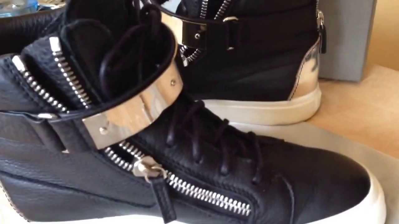 giuseppe zanotti shoes review