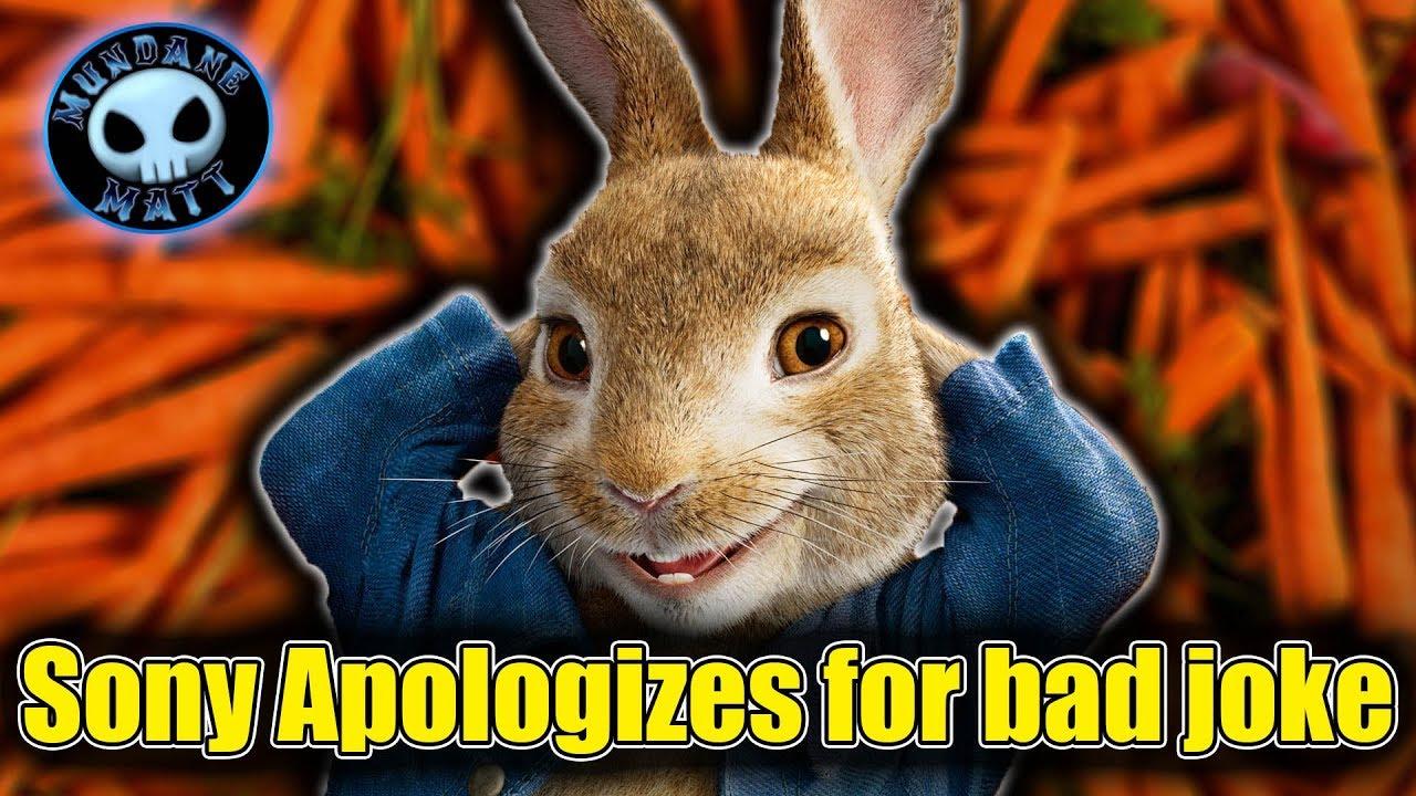 Rabbit thesis joke