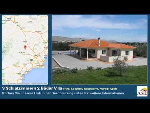 3 Schlafzimmern 2 Bäder Villa zu verkaufen in Rural Location, Calasparra, Murcia, Spain