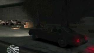 GTA IV gameplay on 8400GS