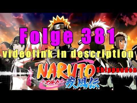 Naruto Shippuuden episode 381