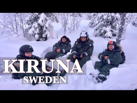 Travelogue | Kiruna, Sweden