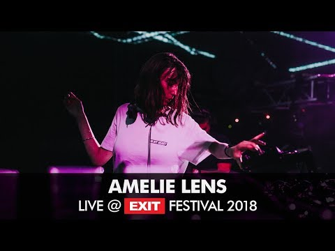 EXIT 2018 | Amelie Lens Live @ Mts Dance Arena FULL SHOW