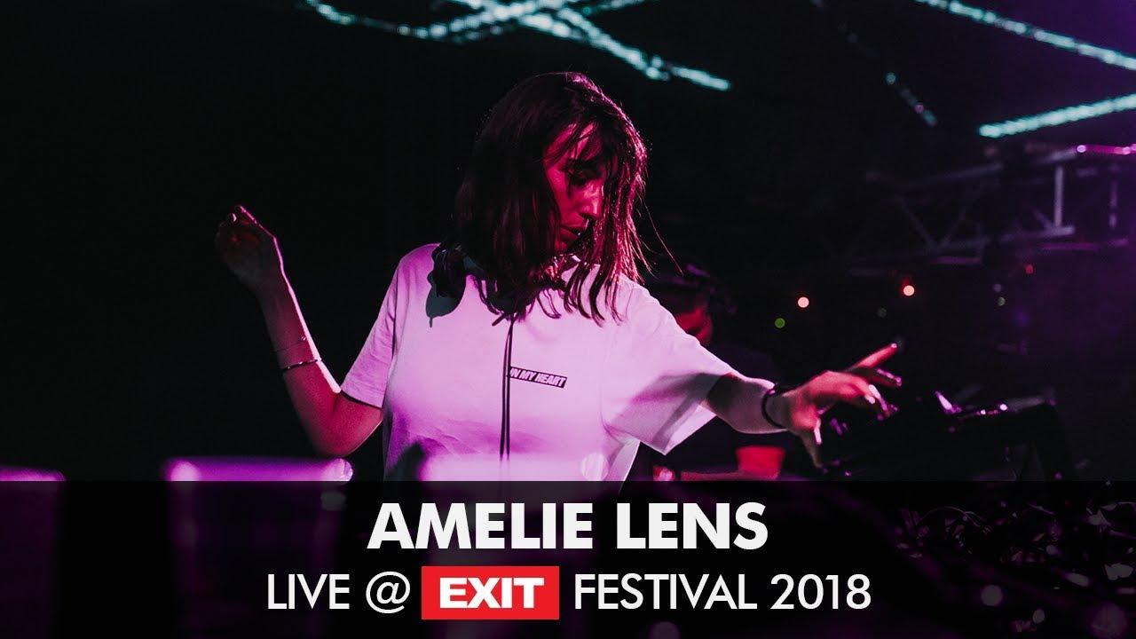 Image result for EXIT 2018 | Amelie Lens Live @ mts Dance Arena FULL SHOW