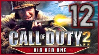 Call Of Duty 2: Big Red One │ Mission 11: Crucifix Hill