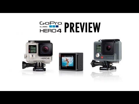 Gopro Hero 4 Black & Silver Edition - Preview en Español